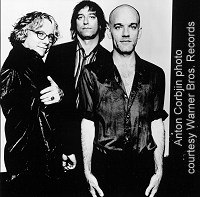 r.e.m. promo photo by Anton Corbjin